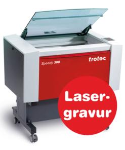 Lasergravur - Lasercut